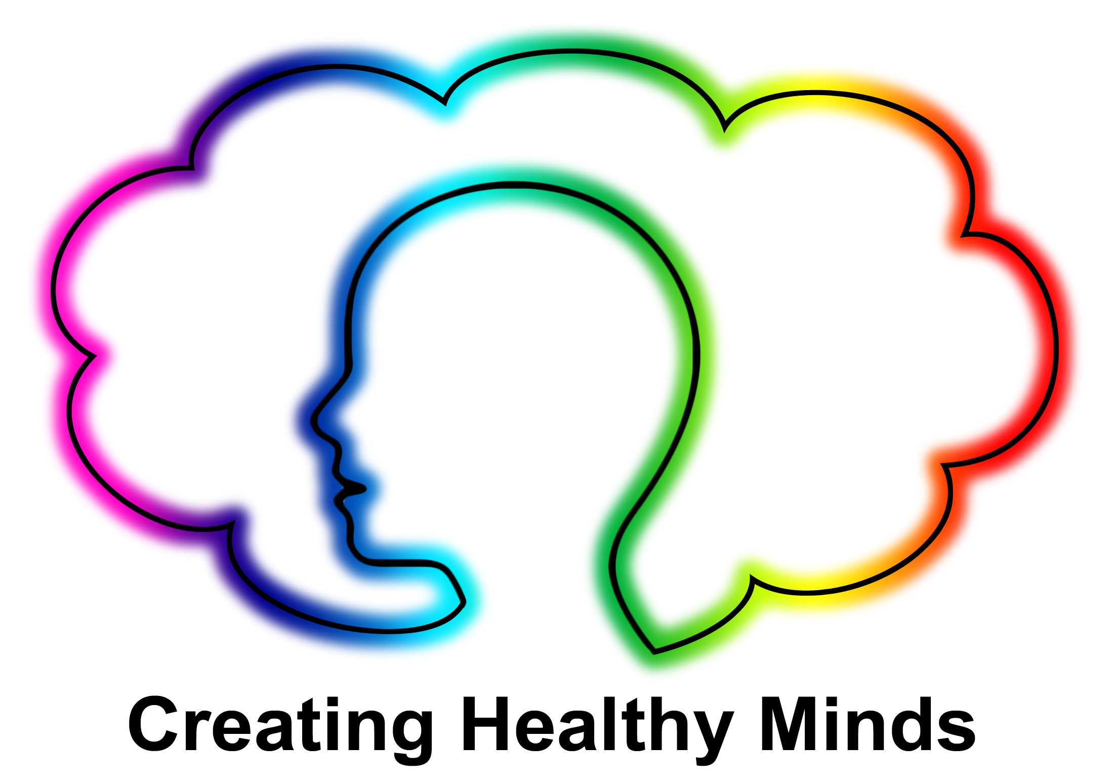 creating healthy minds logo png